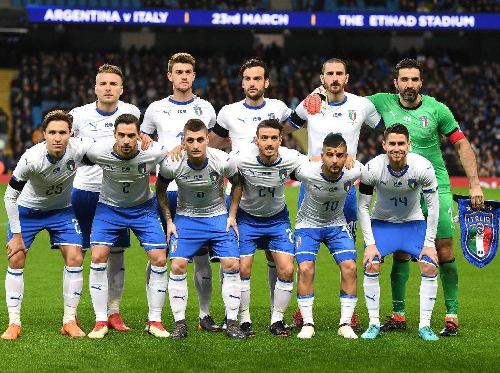 Teka Teki Siapa Pelatih Italia Akan Terjawab pada 20 Mei