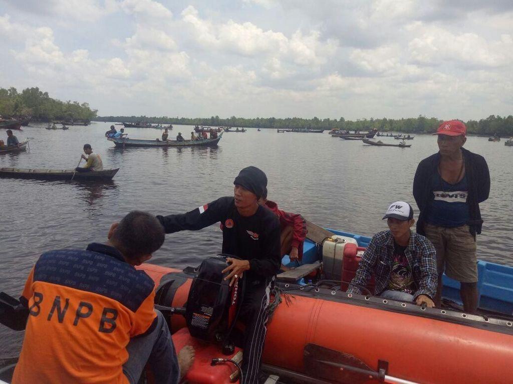 Tabrakan Speed Boat di Riau, Nakhoda Hilang