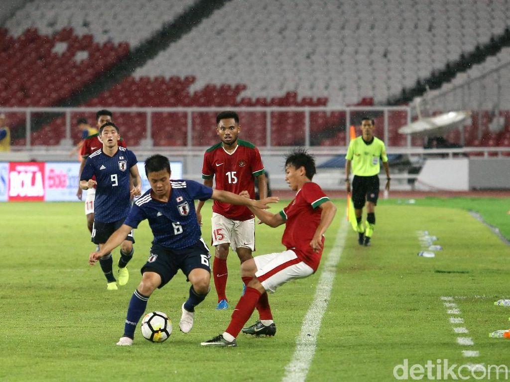Pelajaran Berharga dari Jepang untuk Timnas U-19