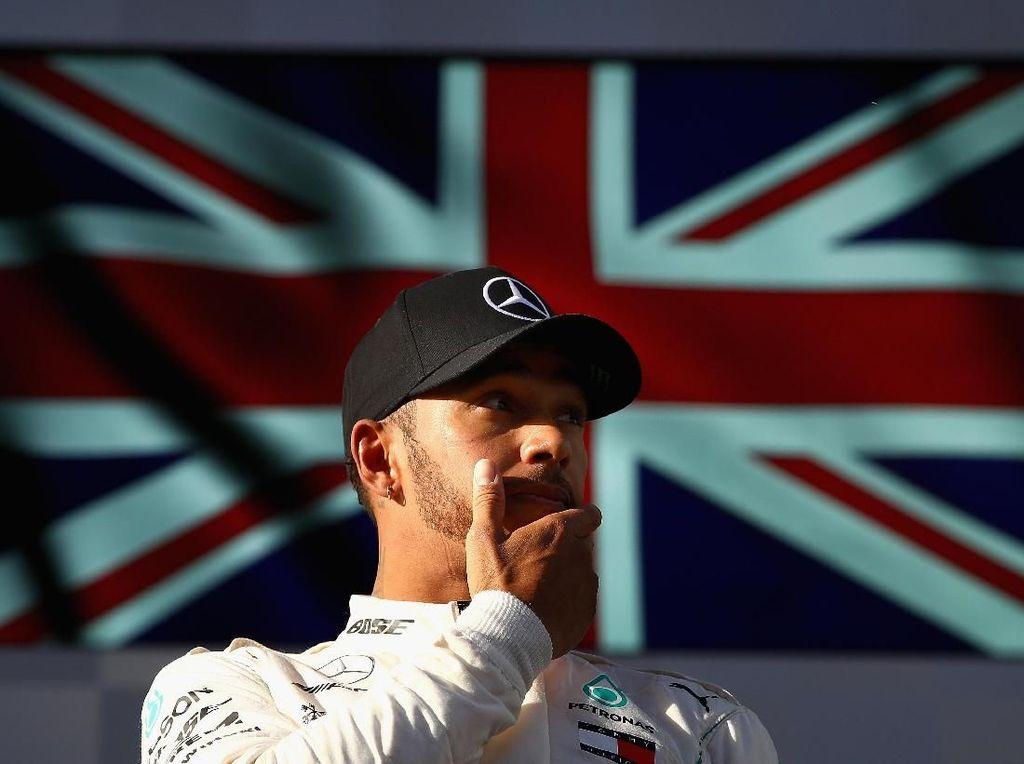 Pole Position yang Dibutuhkan Hamilton