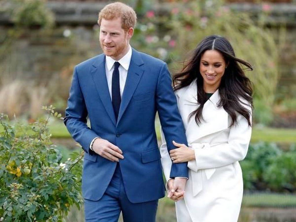Pangeran Harry-Meghan Markle Tak Undang Pemimpin Dunia ke Pernikahan