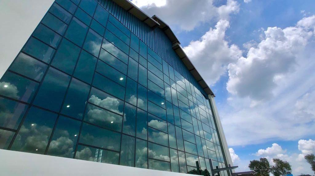 Dulu Pabrik Gula Tua, Kini Gedung Konser Internasional