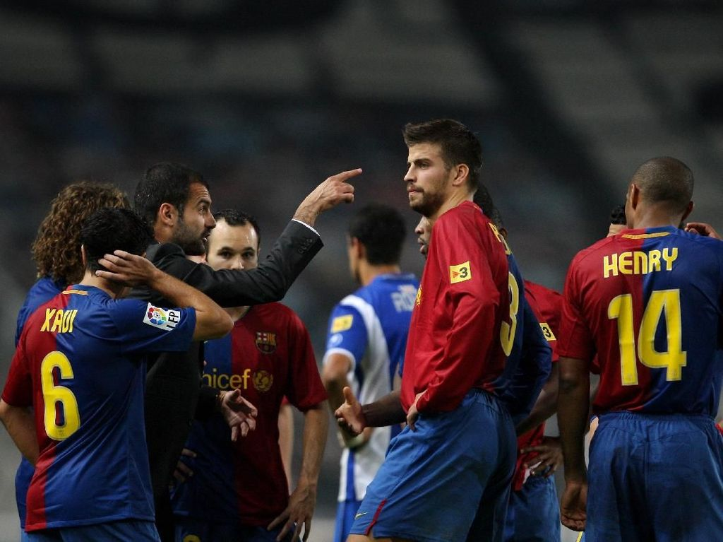 Skuat Barcelona 2008/2009, di Mana Mereka Kini?