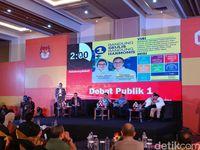 3 Paslon Pamer Program di Debat Pilwalkot Bandung
