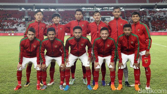 Di Piala Asia U-19, Timnas Indonesia menempati grup berisikan lawan-lawan berat (Foto: Ari Saputra)