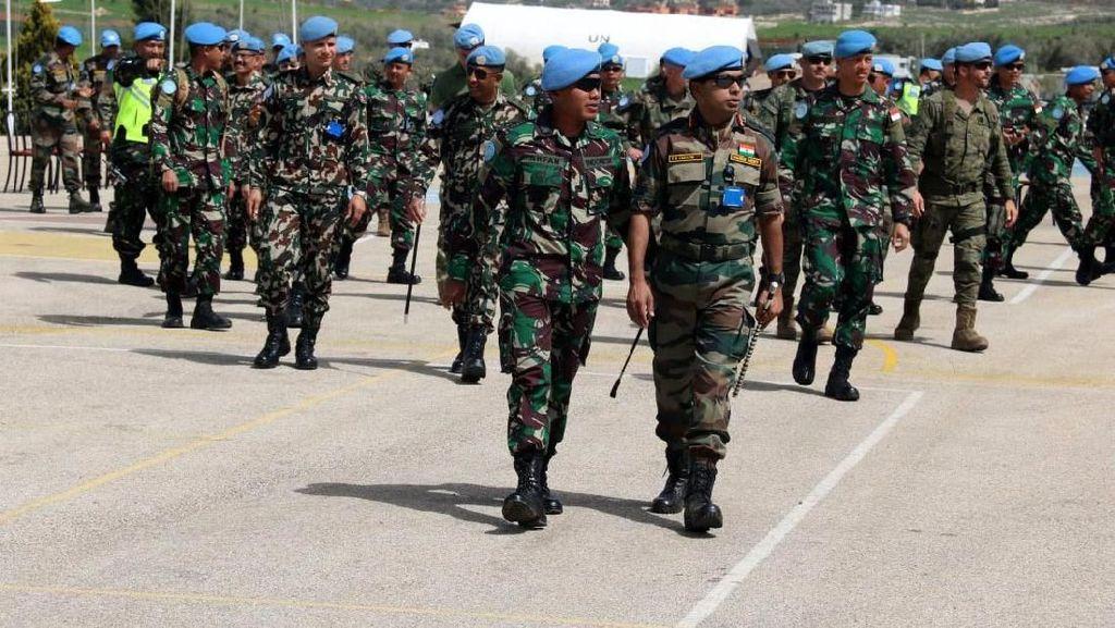 Tentara Unifil Tinjau Area Operasi Indobatt di Lebanon Selatan