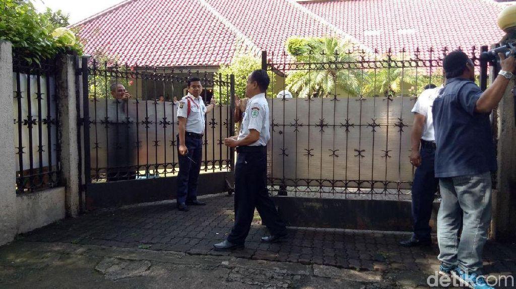 Foto: Suasana Rumah Duka Probosutedjo di Menteng