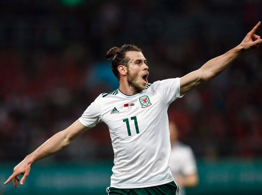 Julukan Monkey King untuk Gareth Bale