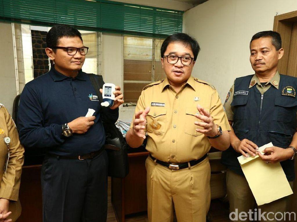 Kota Bandung Kini Punya 34 Satgas Kawasan Tanpa Rokok