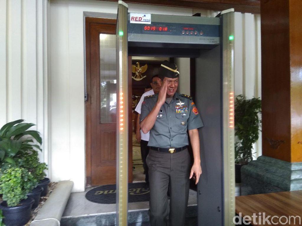 Dilantik Besok, Letjen Doni Monardo akan Jadi Kepala BNPB yang Baru