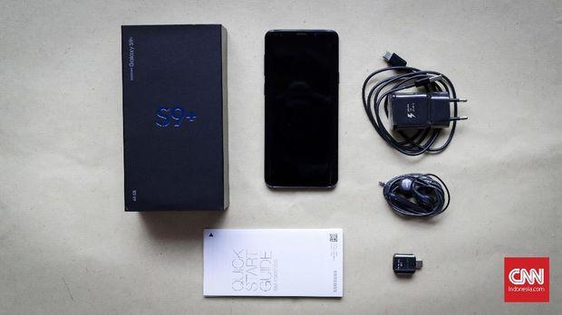 Menjajal Samsung S9+
