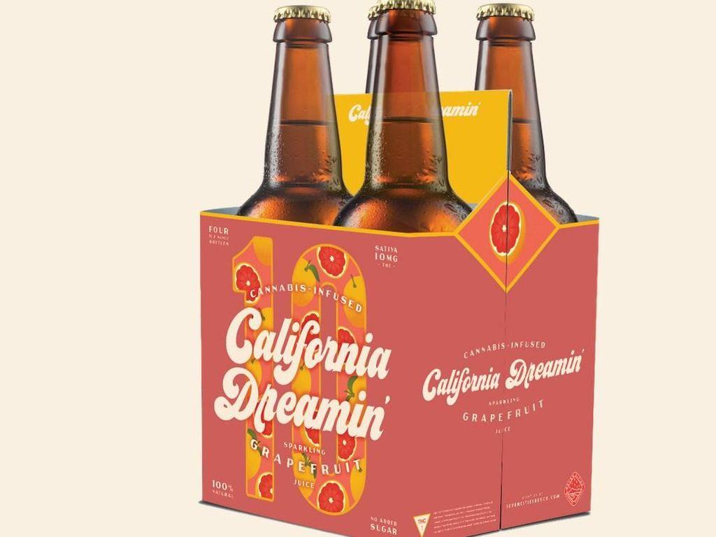 Heboh! Minuman Soda Mengandung Ganja Ini Timbulkan Kontroversi