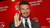 David Beckham Saja Tinggal di Rumah, Masa Kamu Ngeyel?