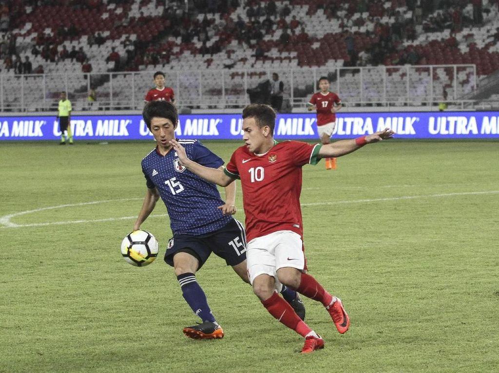 Piala Asia U-19 2018: Head-to-Head Jepang Vs Indonesia