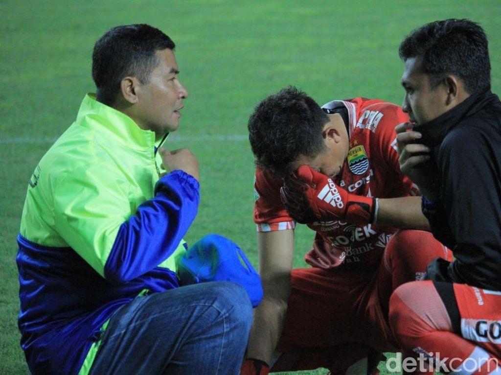 Made Wirawan Terluka Usai Dibobol PS Tira