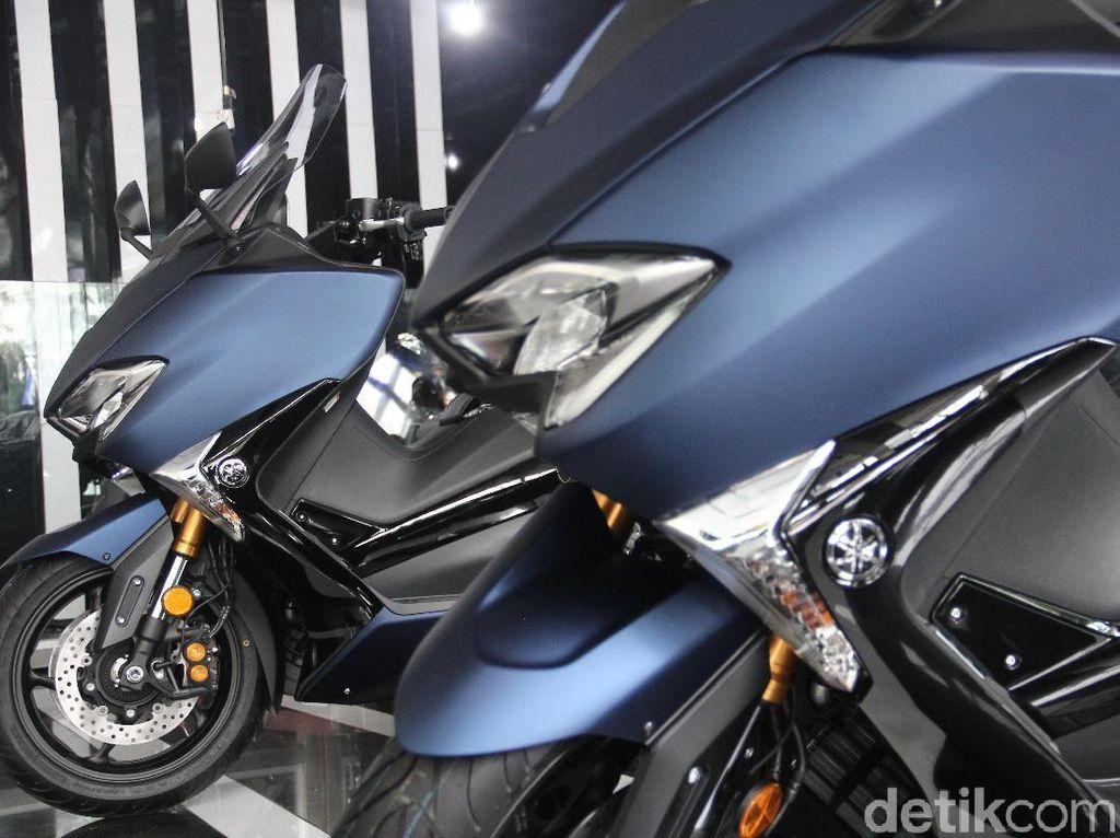 Menaksir Harga Yamaha TMAX DX Kalau Dibuat di Pulogadung
