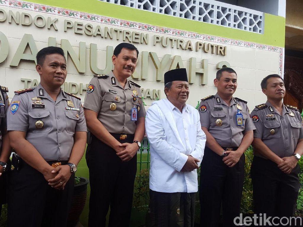 Polri dan Ponpes di Semarang Kerja Sama Program Deradikalisasi