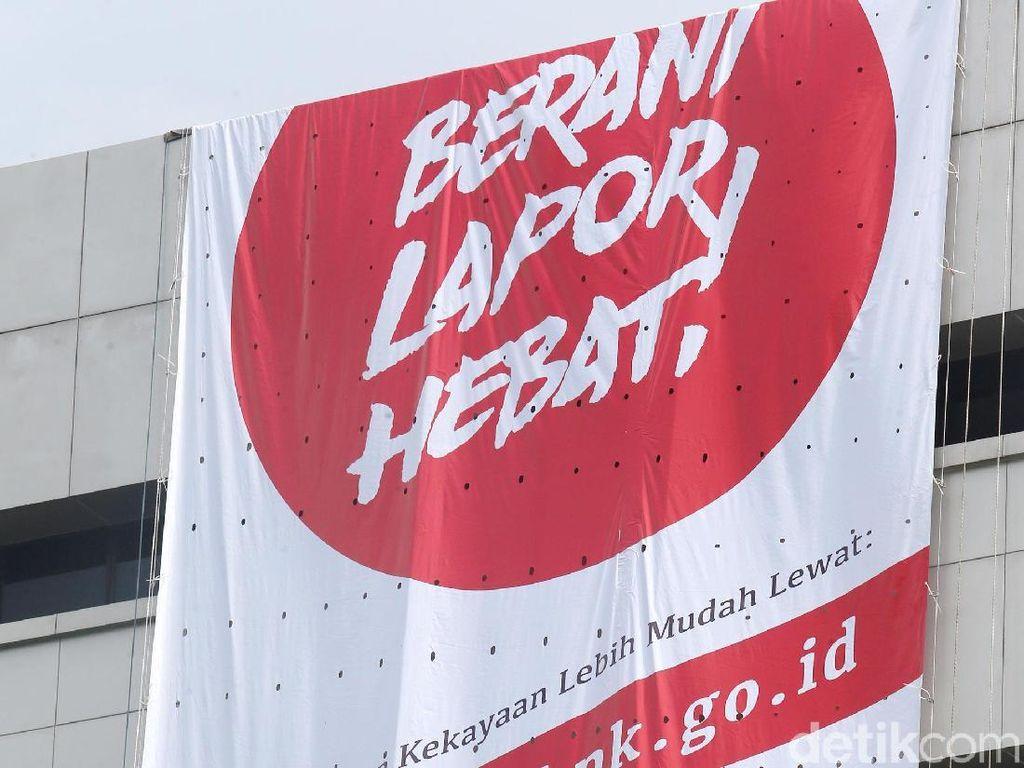 KPK: 215 Instansi Sudah 100 Persen Lapor Kekayaan