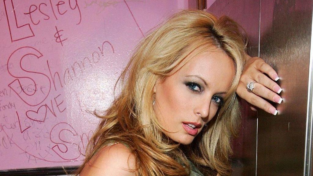 Pengakuan Mengejutkan Stormy Daniels, Bintang Porno Selingkuhan Trump