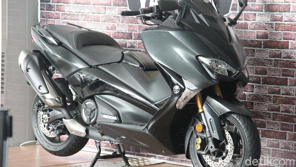 Motor Yamaha Seharga Mobil