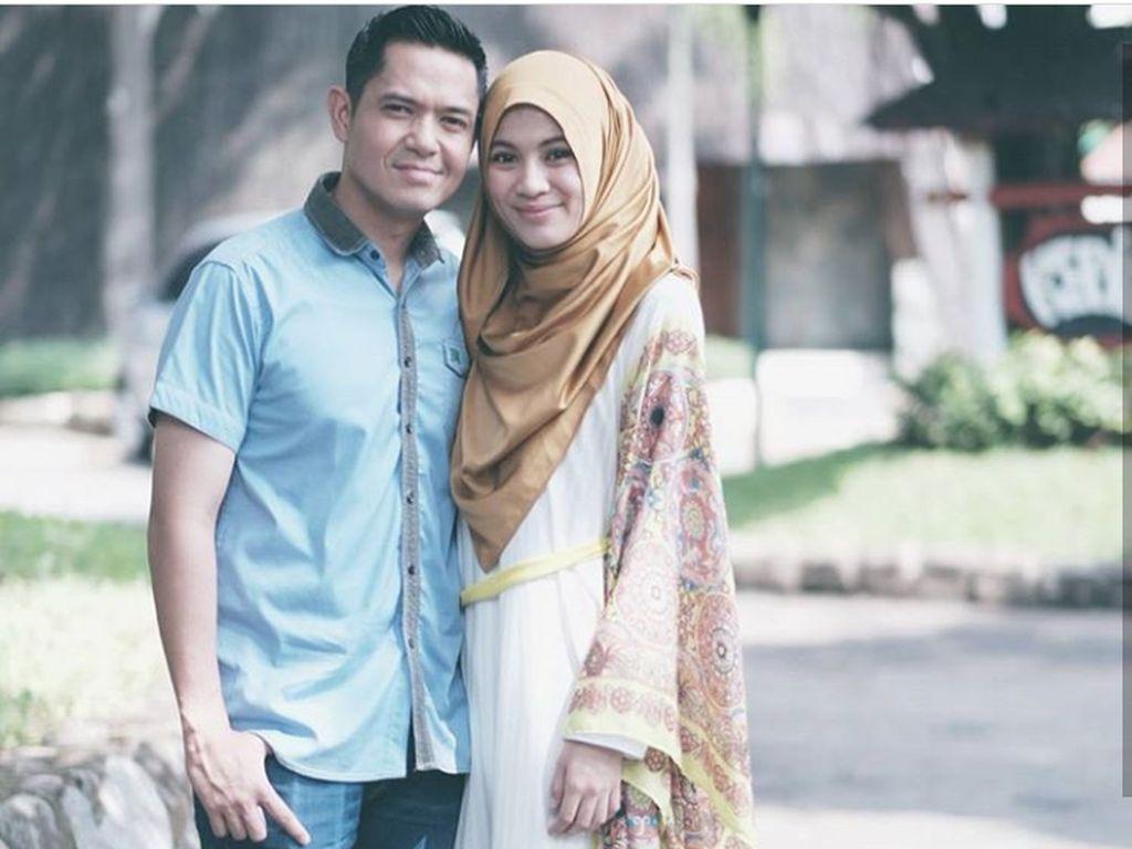 Dude Harlino dan Alyssa Soebandono Prihatin dengan Kejadian Bom di Surabaya