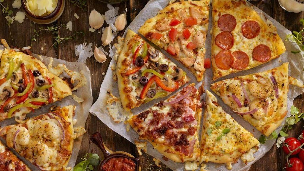 Lahir di Napoli Kini Pizza Dikenal di Seluruh Penjuru Dunia