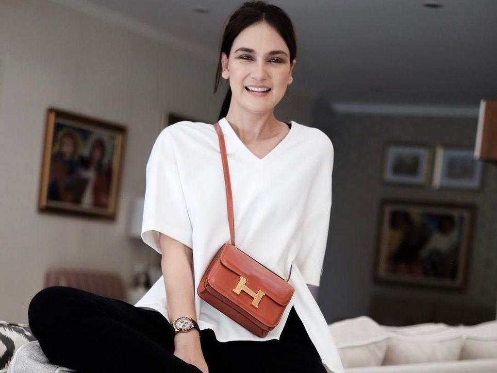 Cerita Luna Maya Jatuh-Bangun Jalani Bisnis Fashion Selama 3 Tahun