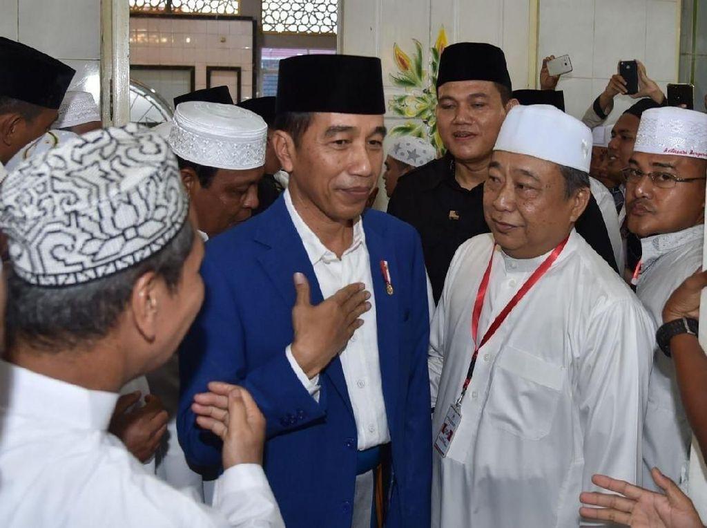 Jokowi-Ulama akan Bahas Islam Moderat di KTT Wasathiyah