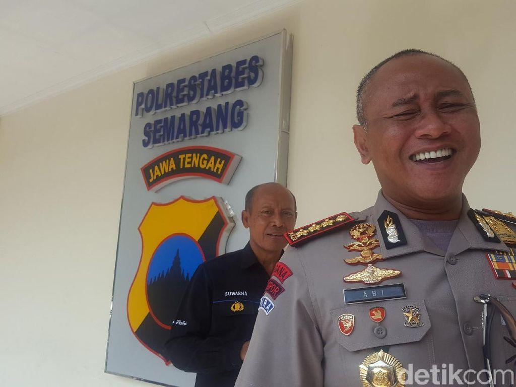 Terjadi 11 Kali, Polisi Buru Pelaku Pembakar Mobil di Semarang