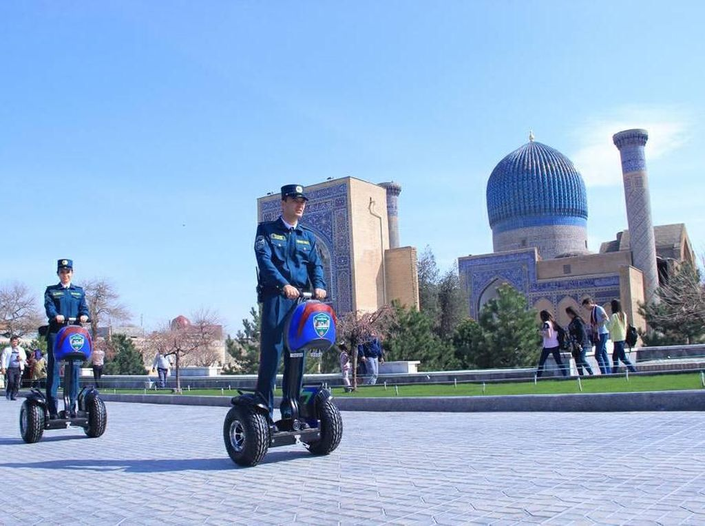 Bebas Visa dan Aneka Cara Uzbekistan Pikat Turis Indonesia