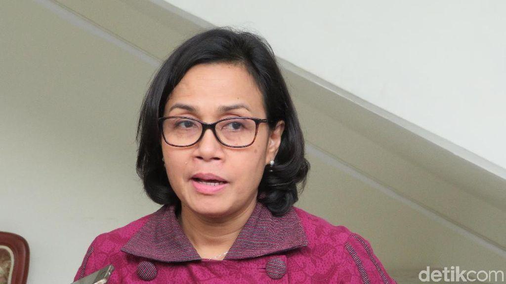 Sri Mulyani Minta PNS Genjot Daya Saing Agar Tak Diganti Mesin