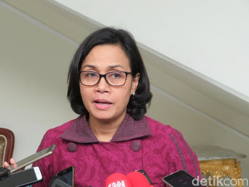 Sri Mulyani Kumpulkan Broker Surat Utang Negara