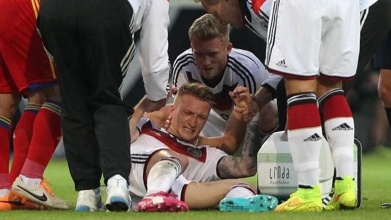 Absen di Piala Dunia akibat Cedera: Dari Reus Sampai Van Basten