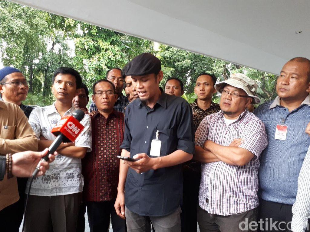 Permen Taksi Online Masih Berlaku, Aliando Demo 1 April
