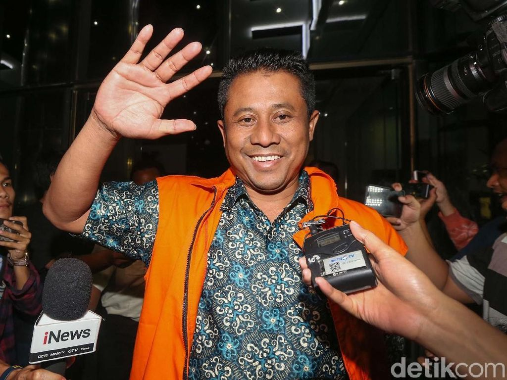 KPK Tahan Anggota DPRD Kota Malang