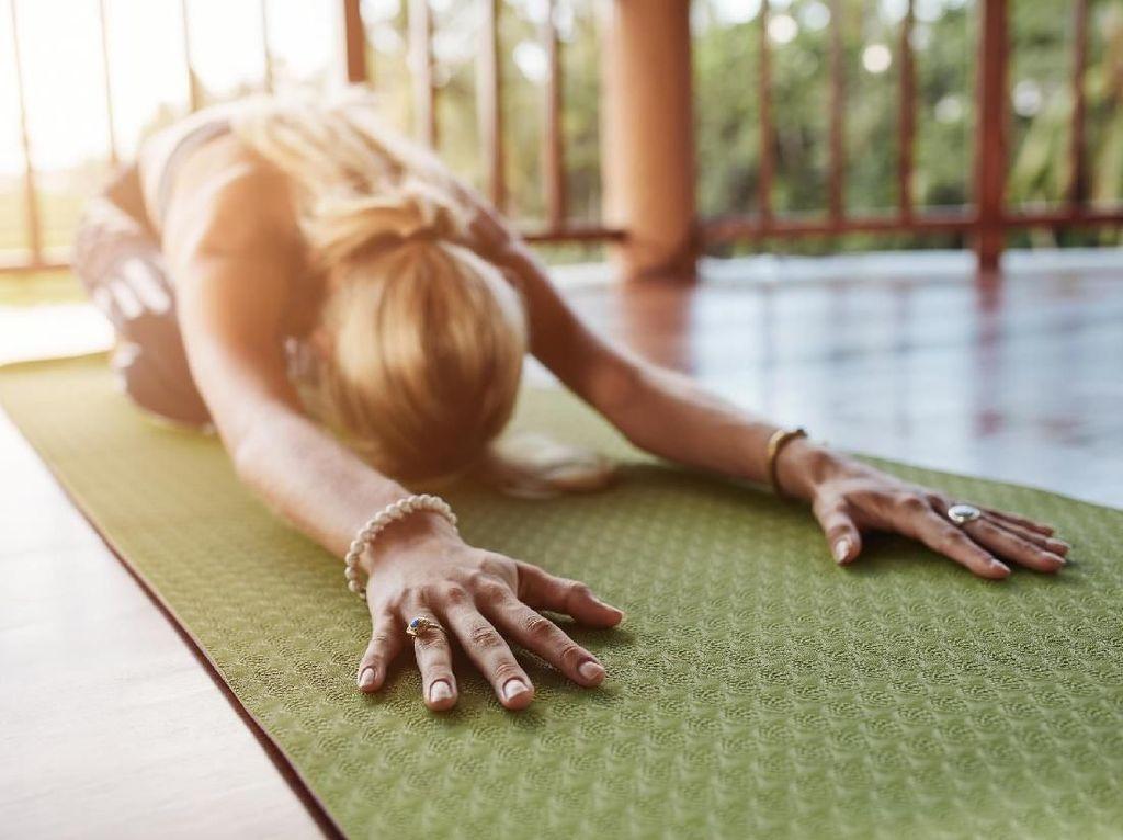 Latihan Napas dalam Yoga Bisa Bantu Pulihkan Depresi