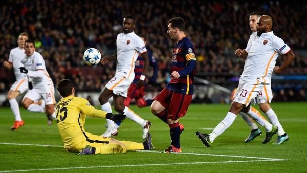 Di Francesco: Bukan Cuma Messi yang Harus Dihentikan