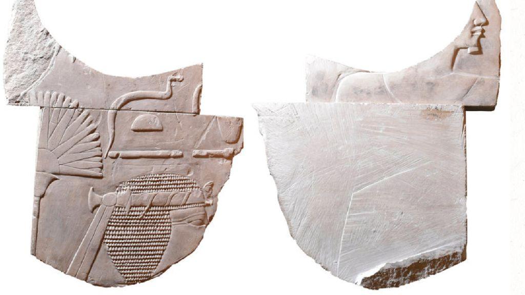 Artefak Firaun Wanita Ditemukan di Inggris