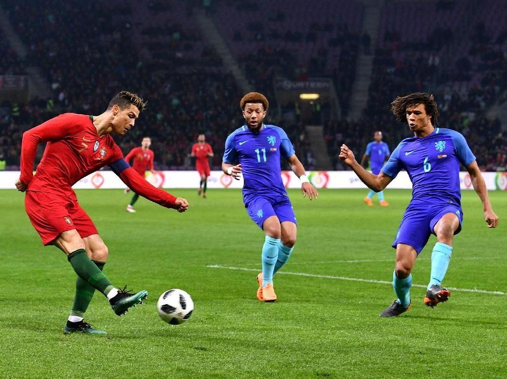 Belanda Gebuk Portugal 3-0