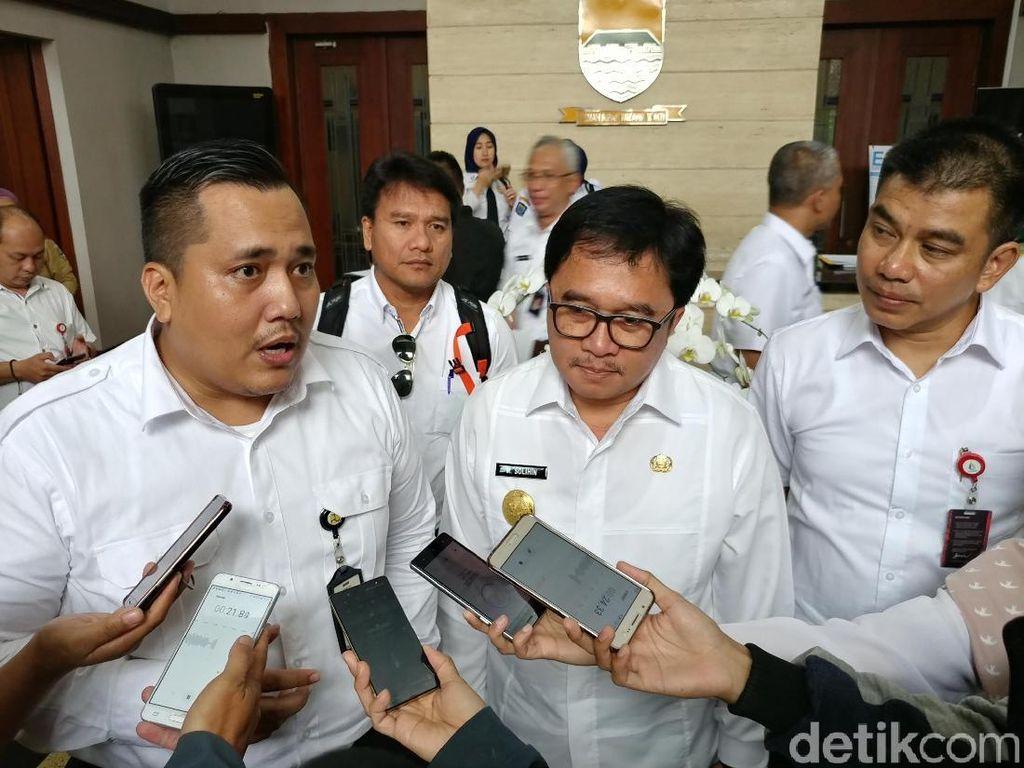 Hibah Rp 45 M untuk 15 Ribu Sambungan Air Bersih di Bandung