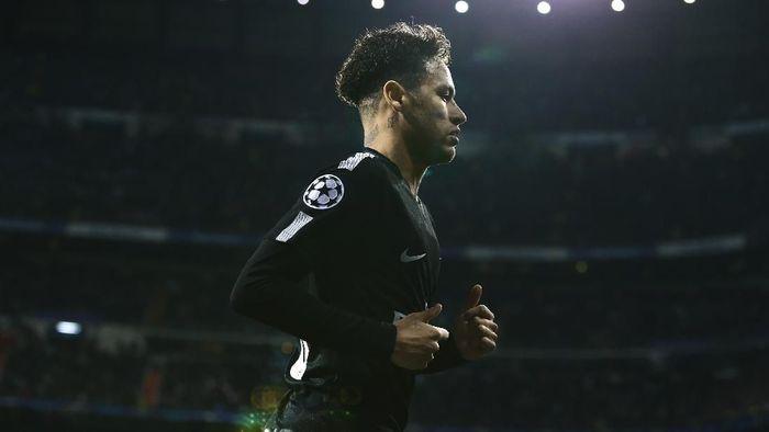Pemain Paris Saint-Germain, Neymar. (Foto: Gonzalo Arroyo Moreno/Getty Images)