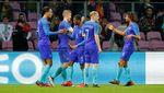 Foto: Ronaldo Mandul di Hadapan Belanda