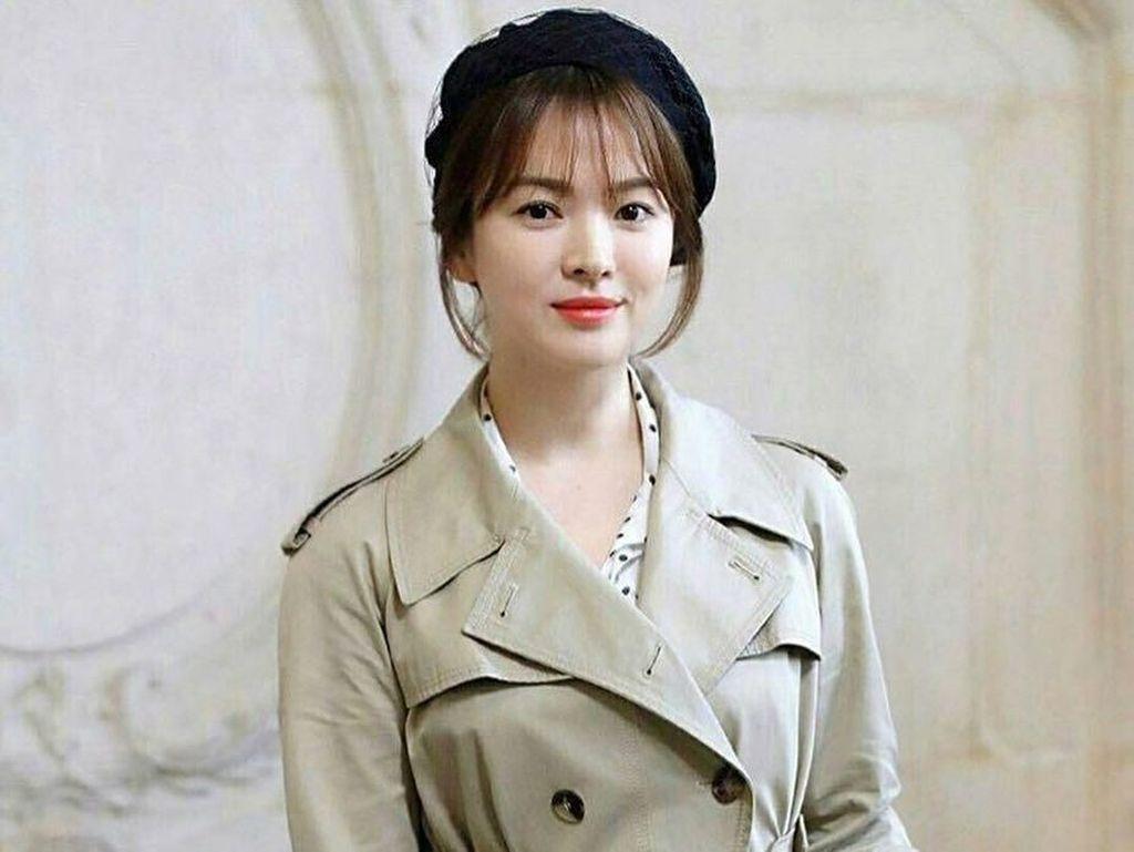 Song Joong Ki-Song Hye Kyo Cerai, Festival DOTS Dibatalkan