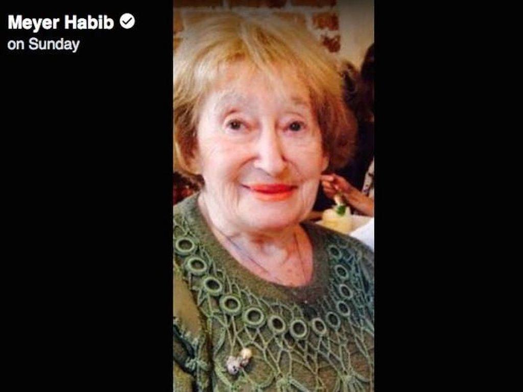 Lolos dari Holocaust, Nenek 85 Tahun Dibunuh di Apartemennya