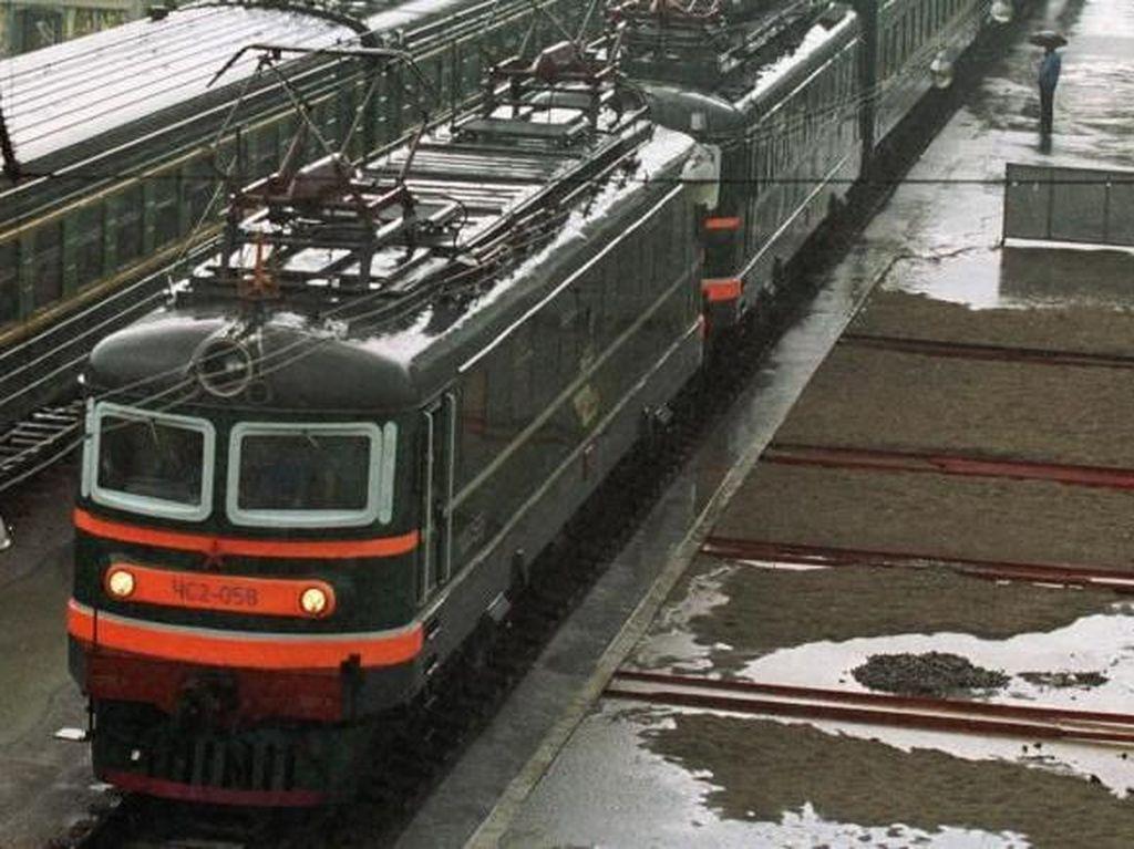 Ada Kereta Misterius di China, Kim Jong-Un Datang?