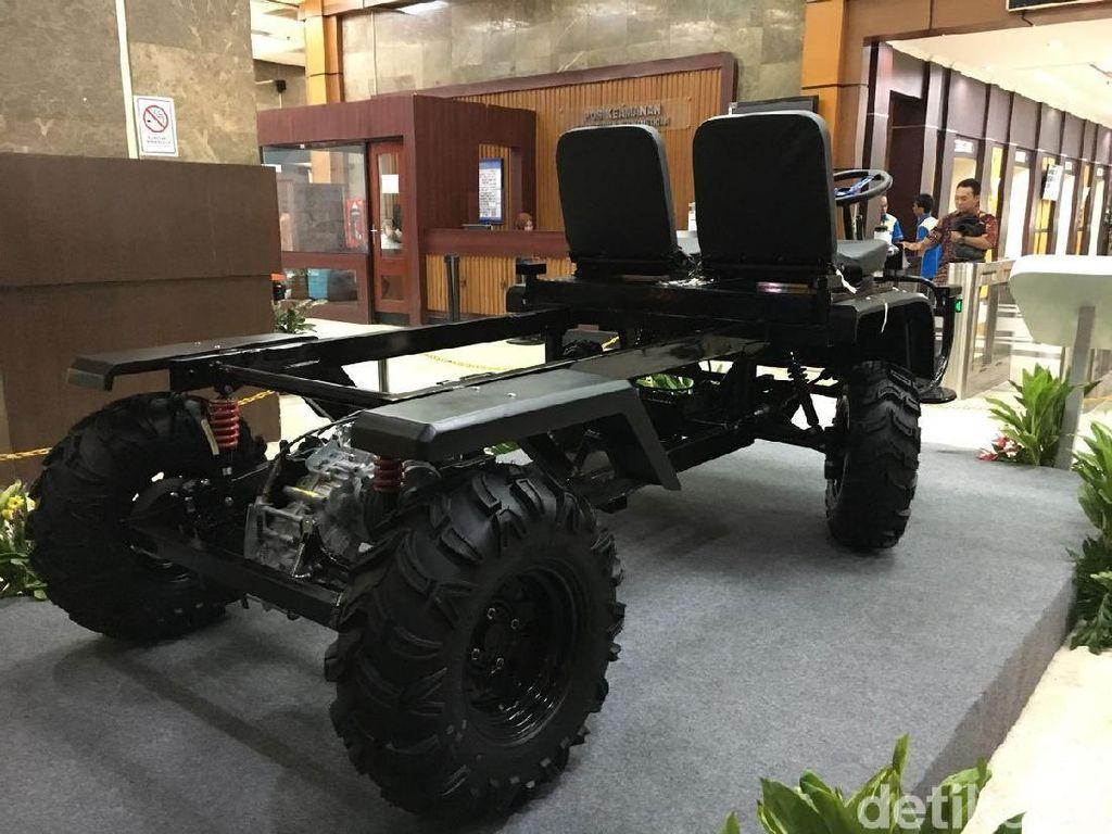 Mobil Desa Pakai Mesin 500 cc, Ini Spesifikasinya