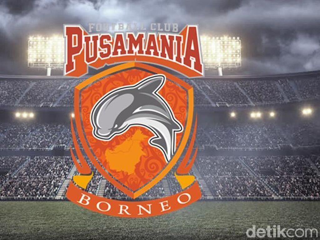 Borneo FC Kalah karena Hilang Konsentrasi