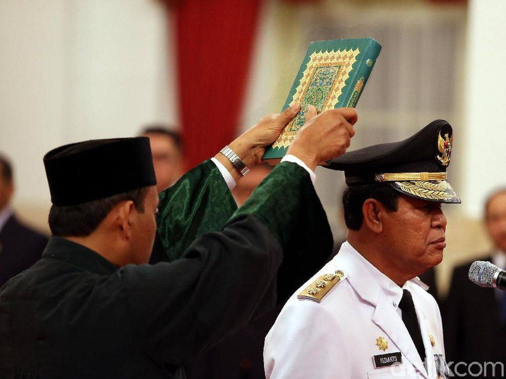 Gubernur Kepri Positif Corona Dipastikan Tak Menular ke Lingkar Istana