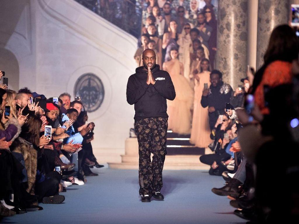 Desainer Off-White Virgil Abloh Gabung ke Louis Vuitton
