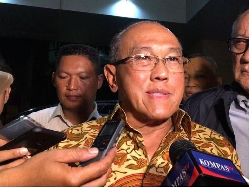 Bertemu Ical, Koalisi Jokowi Diberi Saran dan Kritik